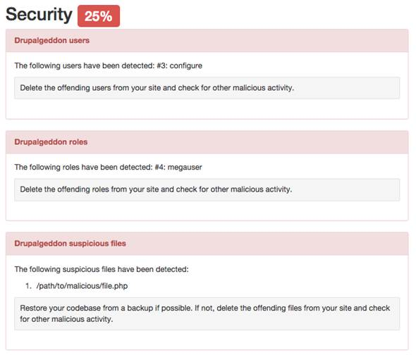 Site Audit Reporte de seguridad